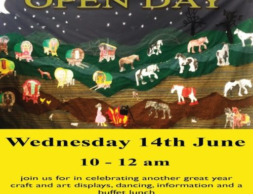 St Day Gypsy and Traveller Women's Group Open Day 2017